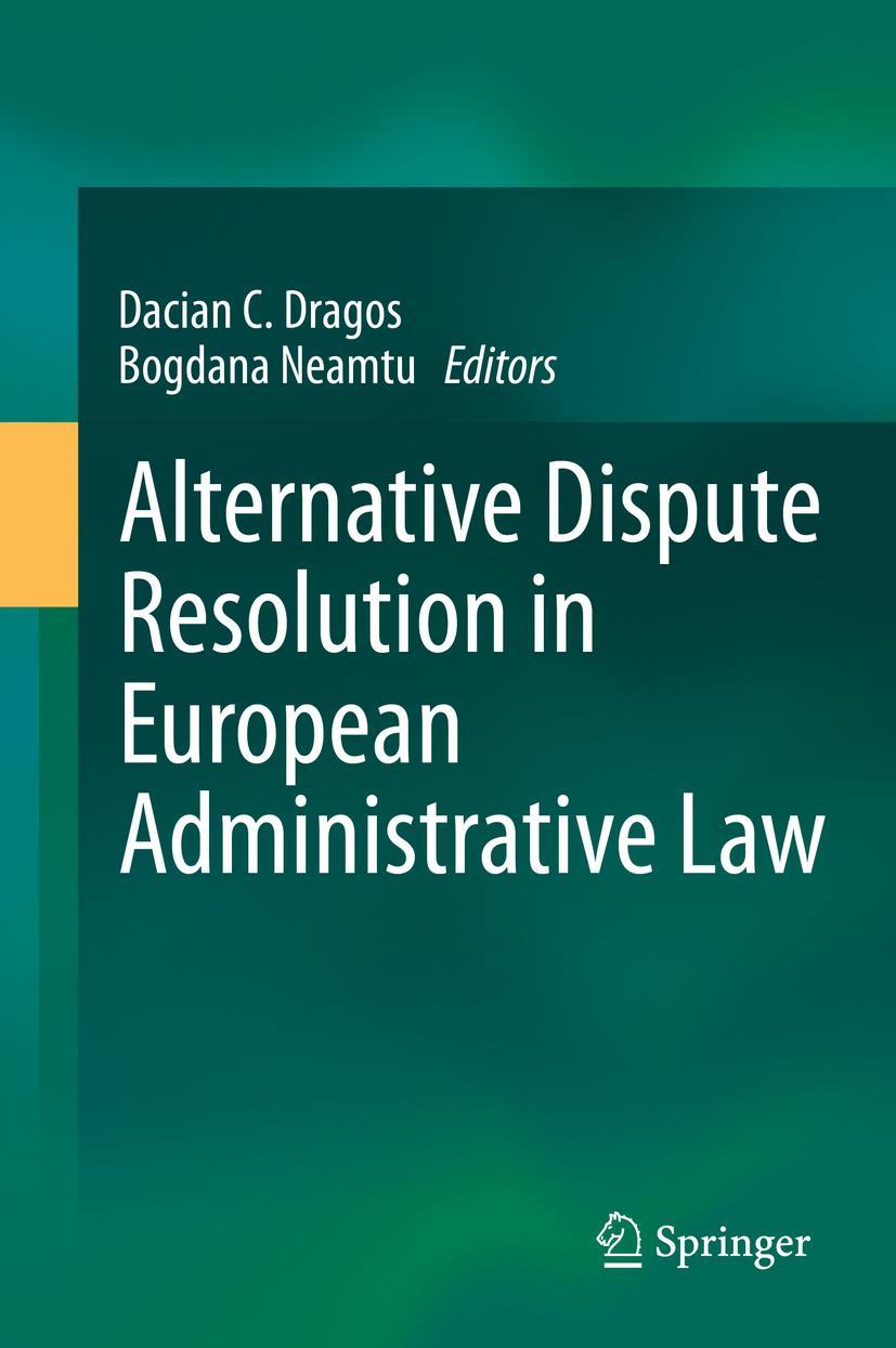 alternative dispute resolution essay